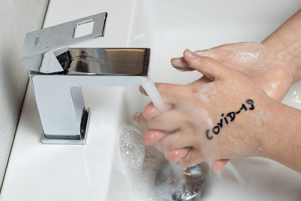הדרך הנכונה לשטיפת ידיים בימי הקורונה